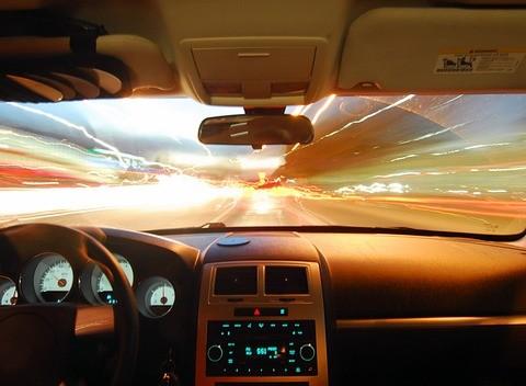 5 грешки при шофиране