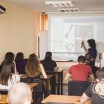 Учебна зала в Люлин