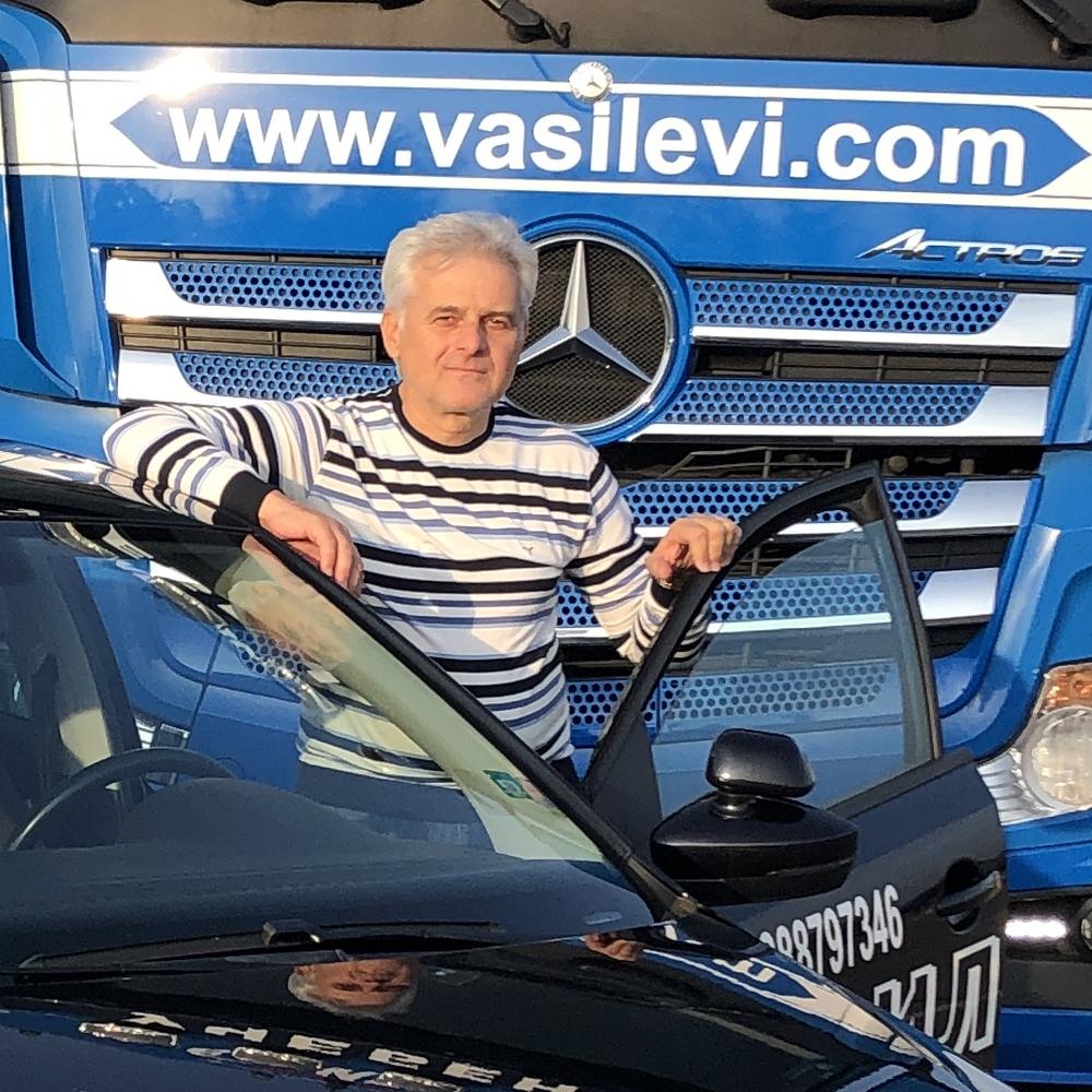 инж. Михаил Велев