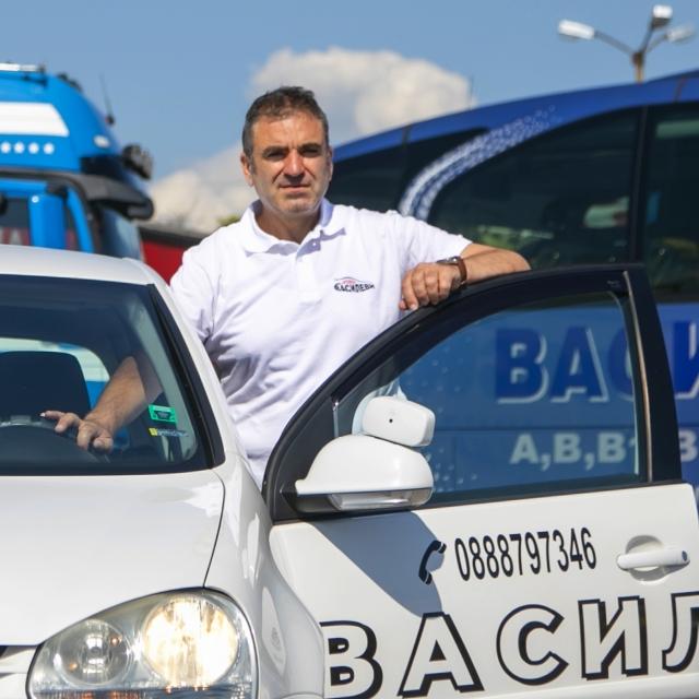 инж. Данаил Дикльовски